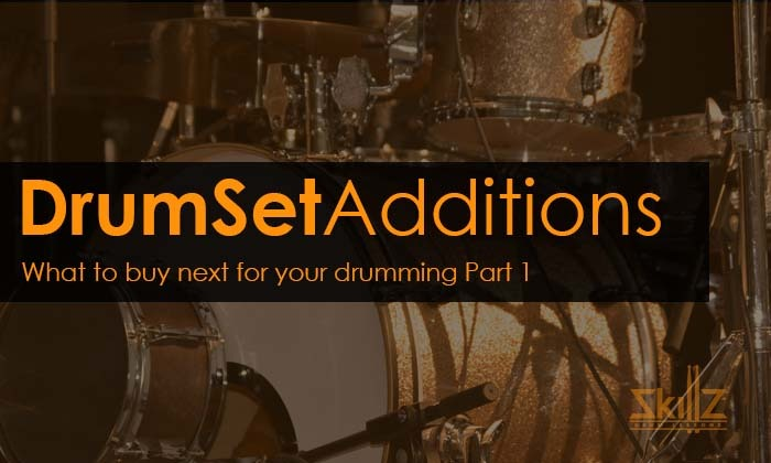 Drum Set Additions