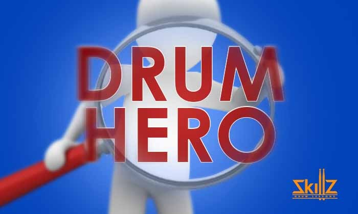 searching for drum hero