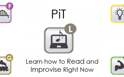 PiT Put it Together Image - Learn how to Read and how to Improvise Right Away